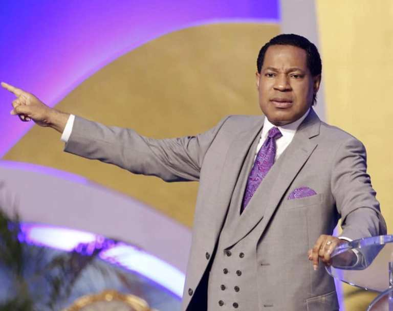 Chris Oyakhilome's TV station sanctioned in the UK over COVID-19 claims
