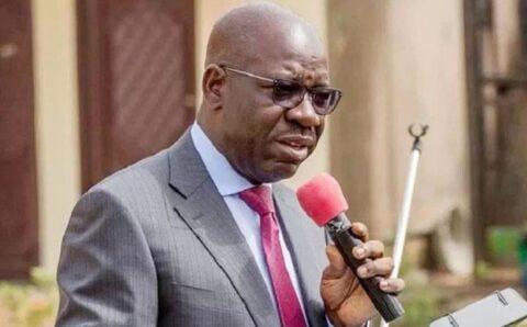 #EndSARS: See Governor Obaseki action after prison break in Edo