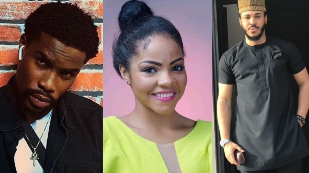BBNaija: Stop following someone that treats you like trash, other girls are waiting outside – Neo tells Ozo