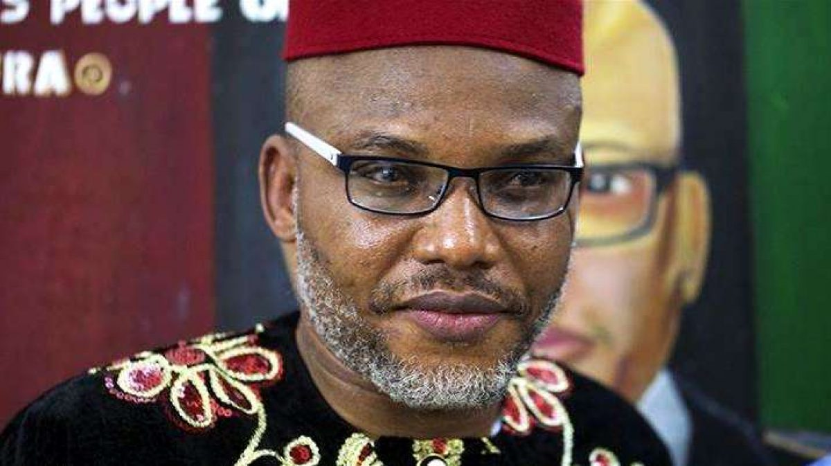 End SARS: Nnamdi Kanu warns Enugu must not be touched, hails youths in Lagos, Aba, others