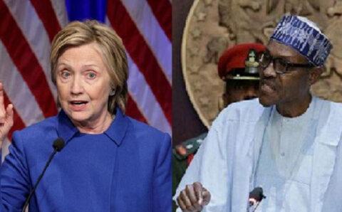 #EndSARS: Hillary Clinton warns Buhari and Nigerian army over killing protesters