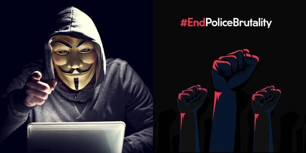 SARS Database allegedly hacked after given Nigeria 72 hours to #EndPoliceBrutality by Anonymous