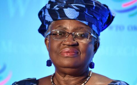 WTO: 79 countries are now supporting Okonjo-Iweala's candidacy