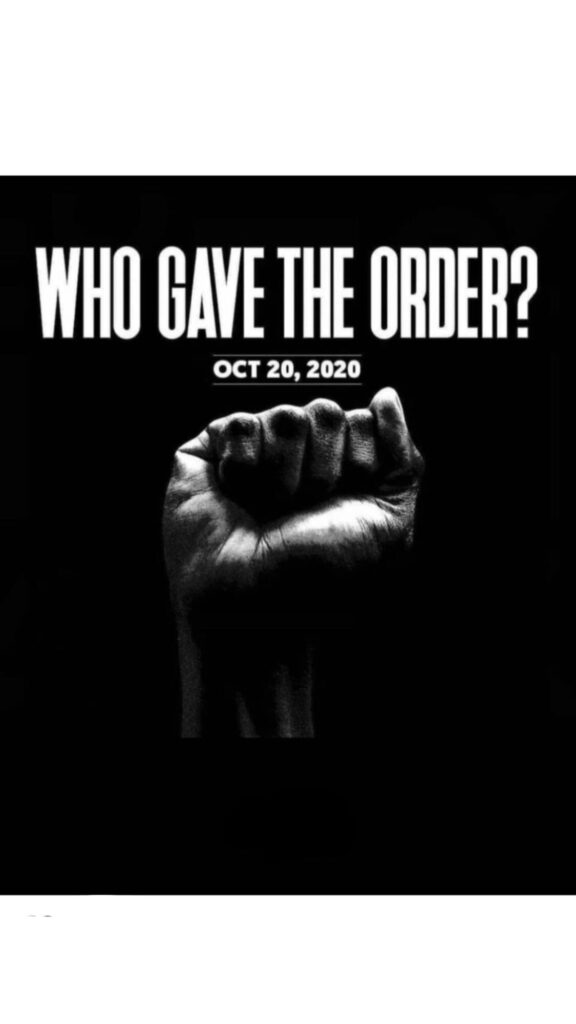 Lekki Massacre: Who Gave The Order? By Fredrick Nwabufo