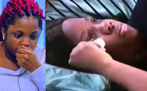 BBNaija 2020: Dorathy rushed to hospital after breaking down