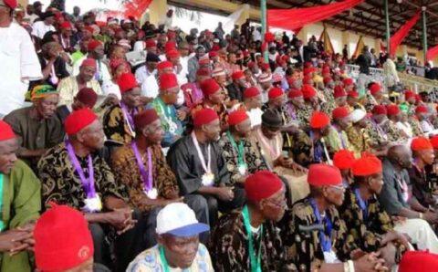 #EndSARS: Release All Igbo Youths Under Custody Now! -Ohaneze Tells FG