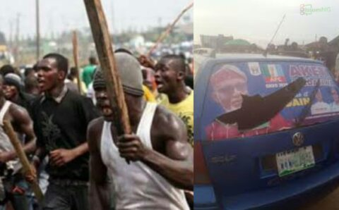 Many Injured As APC, PDP Supporters Clashes in Ondo Ahead of Election