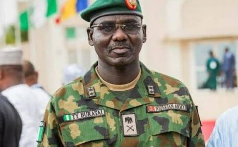 """#EndSARS: """"Operation Crocodile Smile Was Never Targeted At EndSARS Protesters"""" -Army"""