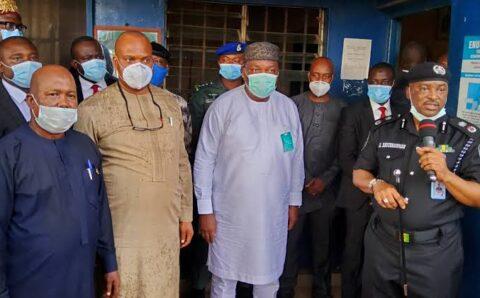 SARS Prison In Enugu, Now Empty -Enugu CP Tells Gov. Ugwuanyi