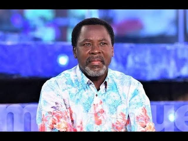 #EndSARS: Everybody will be ready to die over the coming revolution in Nigeria – T.B Joshua