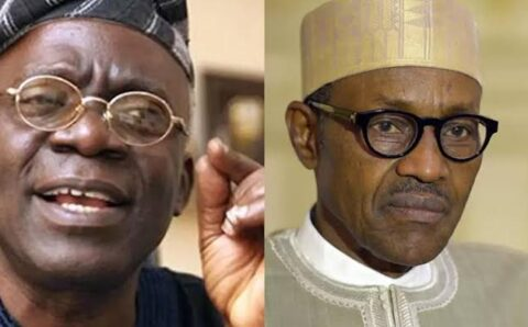 #EndSARS: Falana reveals dangers as he warns Buhari to avoid using Army against protesters