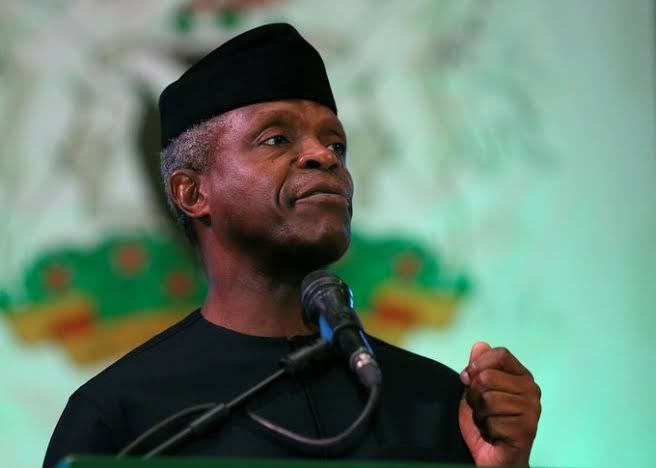 Lekki shooting: Osinbajo reveals FG next action over victims