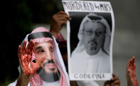 Journalist Murderer: Turkey's trial of Saudi suspects resumes