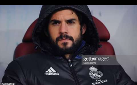 Isco is ready for a new adventure