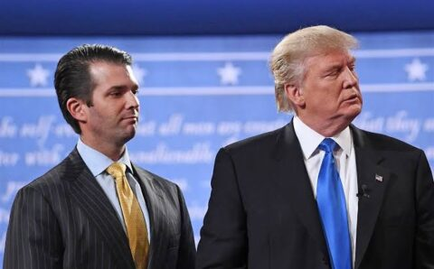 COVID-19: Donald Trump Jr. test positive