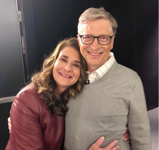 Bill and Melinda Gates announced the end of their 27 years of marriage