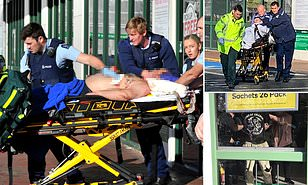Stabbing Rampage At A Supermarket Leaves Three Fighting For  Life