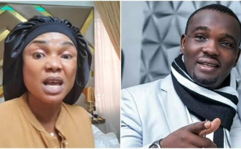 Iyabo Ojo sues Yomi Fabiyi for 'defamation' N100m