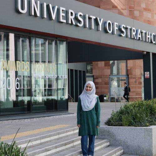 university of straclyde