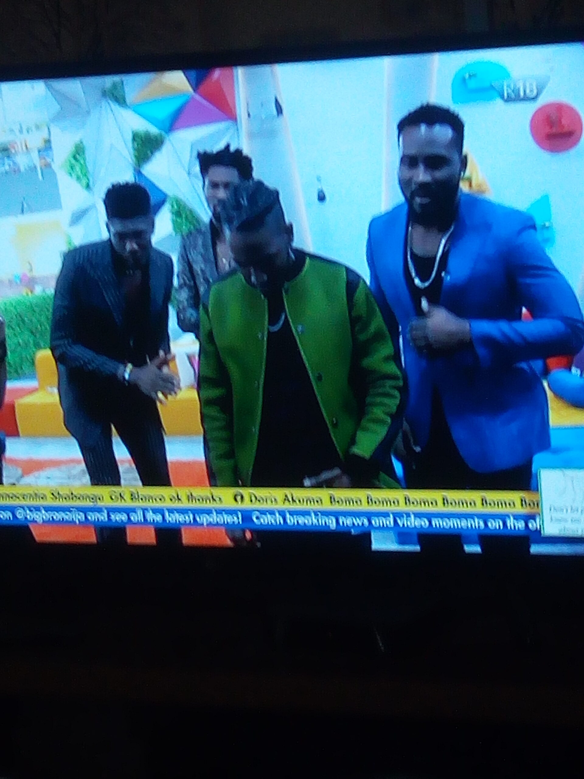 3 weird things noticed during and after Bb Naija first Night Party