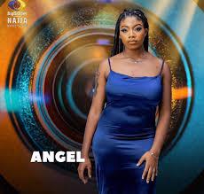 Bb Naija: Angel Mistakenly Expose Her Yansh on Camera (Video)