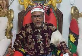 IPOB has given FG an August 8 deadline for Kanu's release.
