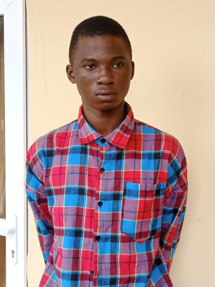 In Ogun, an 18-year-old teenager was arrested for stabbing a prostitute to death.