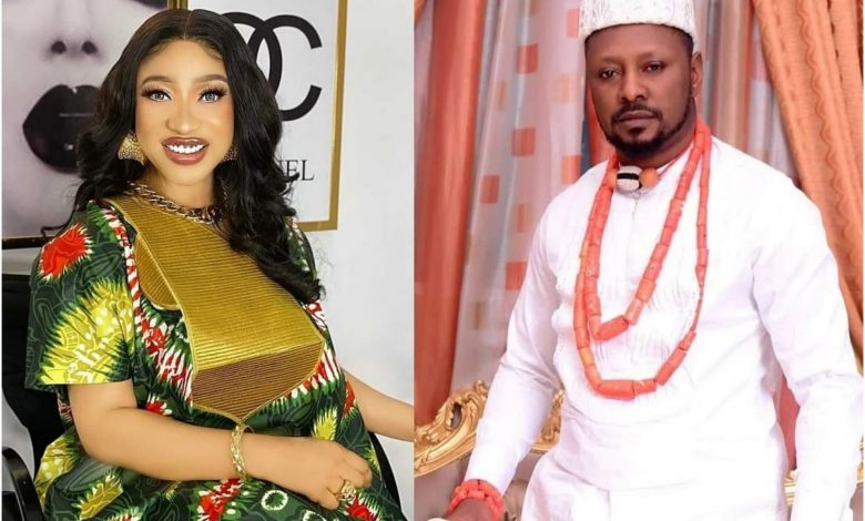 Revealed: How Tonto Dike's Ex-Boyfriend Blackmailed Her With N*ude