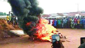 Justice: Residents Attack Police Station, Kills 13 Detained Bandits In Sokoto